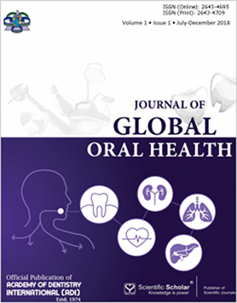 Journal of Global Oral Health